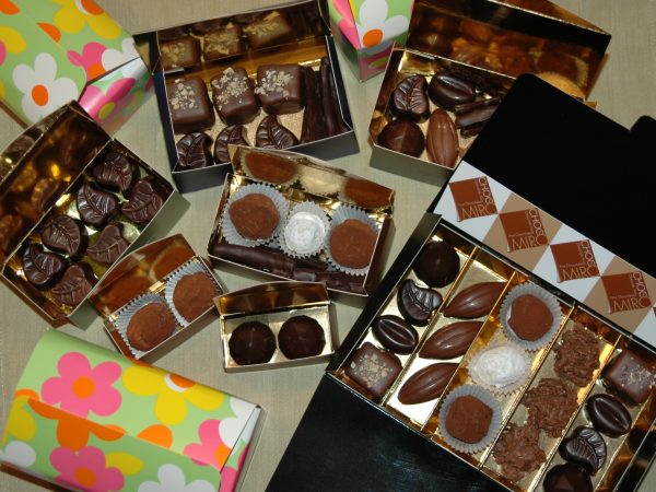 chocomiro chocolates